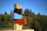 TogetherFarm Blocks stack up for creative gardening. Photo courtesy of TogetherFarm.